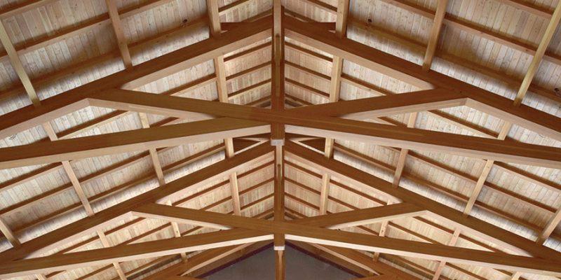 Timber Framed Roof